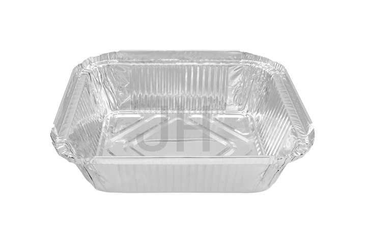 2018 wholesale price Airline Casserole Foil Container - Rectangular container RE610 – Jiahua