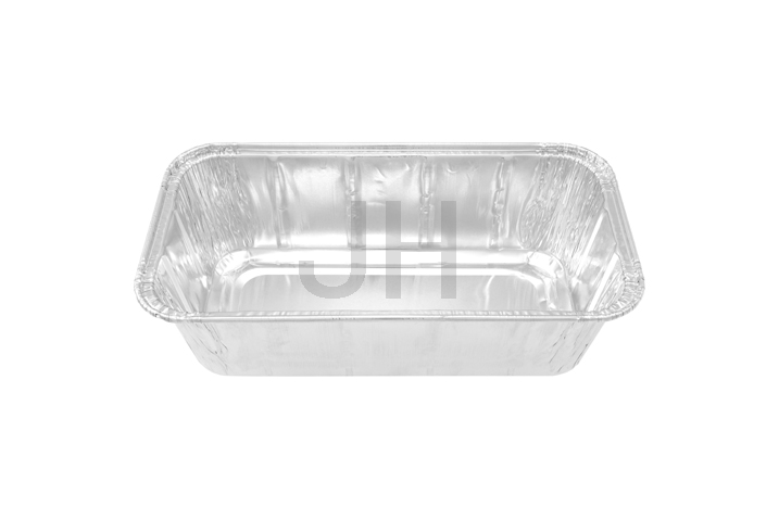 Fixed Competitive Price Aluminum Food Tray Sizes - Rectangular container RE1040R – Jiahua