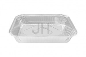 Factory Supply Catering Food Trays - Rectangular container RE1250R – Jiahua