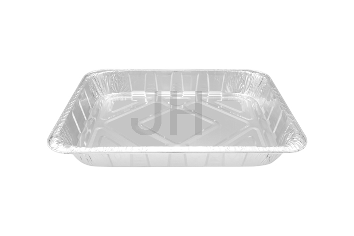 Factory wholesale Aluminium Foil Container With Lid - Rectangular container RE2460R – Jiahua