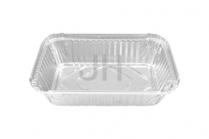 Europe style for Commercial Aluminum Foil Roll - Rectangular container RE893 – Jiahua