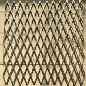 Aluminum Expanded Gratings