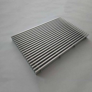 American Standard Rectangular Bar Grating