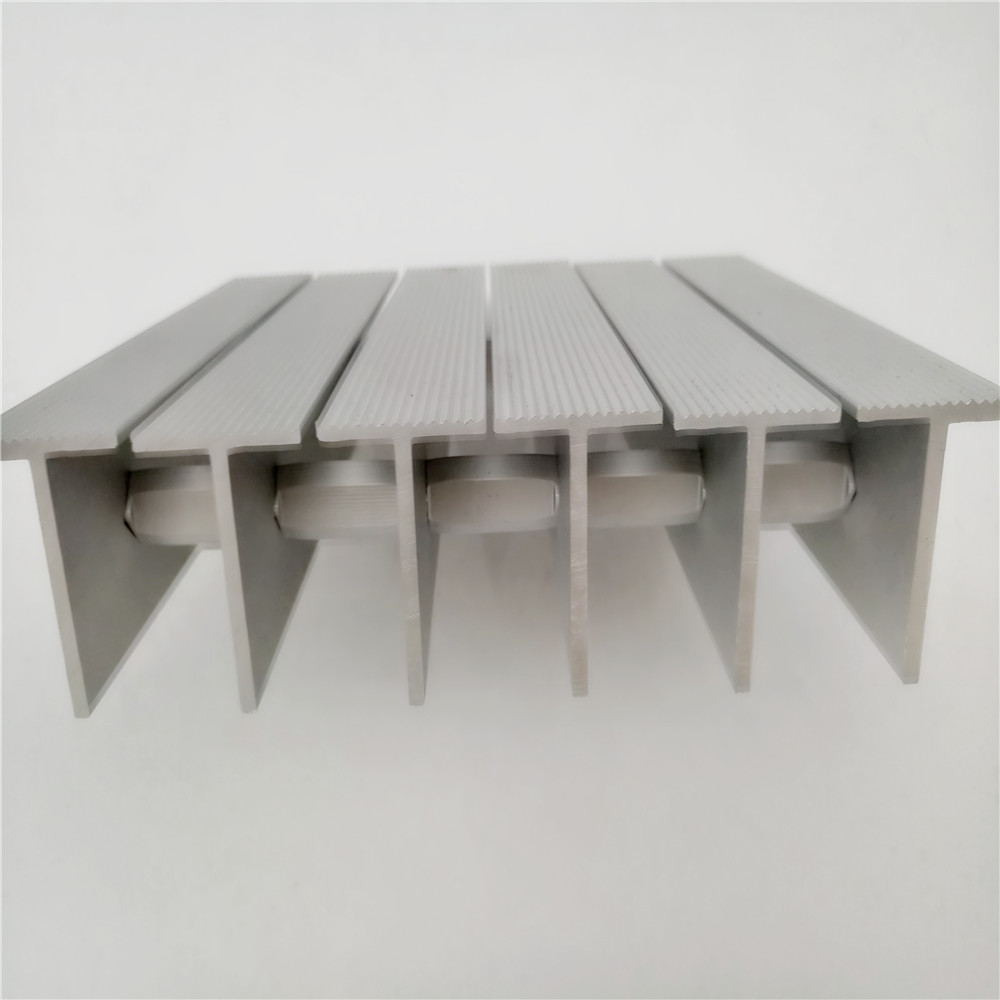 PriceList for Outdoor Window Louvers - T-bar grating – Tongda detail pictures
