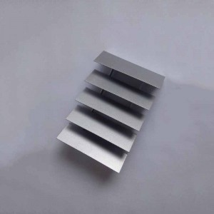 Chinese wholesale Aluminium Bar Sizes - trafficable louver – Tongda