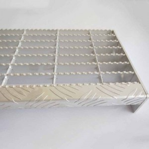 Newly ArrivalAluminum Sunshade Louvers - Anti-slip stair treads – Tongda