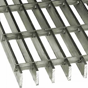 Cheap price Webforge Aluminium Grating - flush top grating – Tongda
