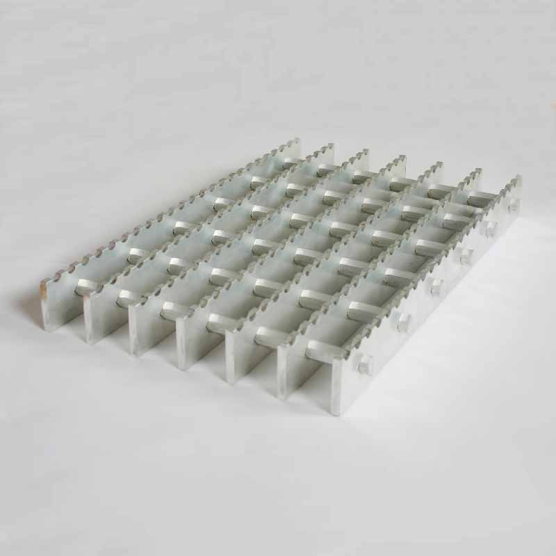 Hot sale Galvanized Steel Bar Grating - Serrated grating – Tongda