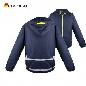 EH-J-069 Eleheat Rechargeable Air-conditioned Sun-protective Clothing