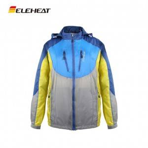EH-J-071 Eleheat Rechargeable Air-conditioned Sun-protective Clothing