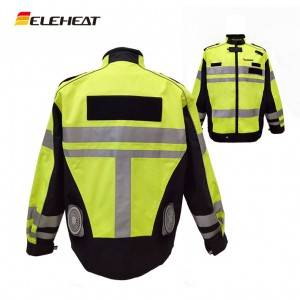 EH-J-057 Rechargeable Air Conditioned Workwear