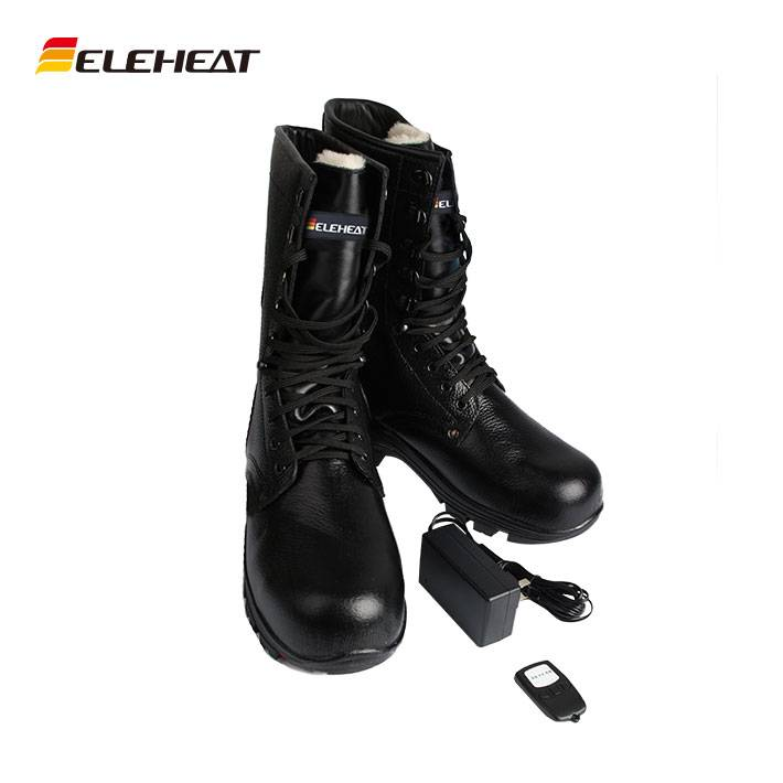 EH-S-007 3.7V Eleheat Rechargeable Heated Shoes