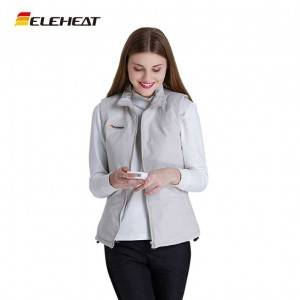 EH-V-001 12V Rechargeable Heated Vest(Female)