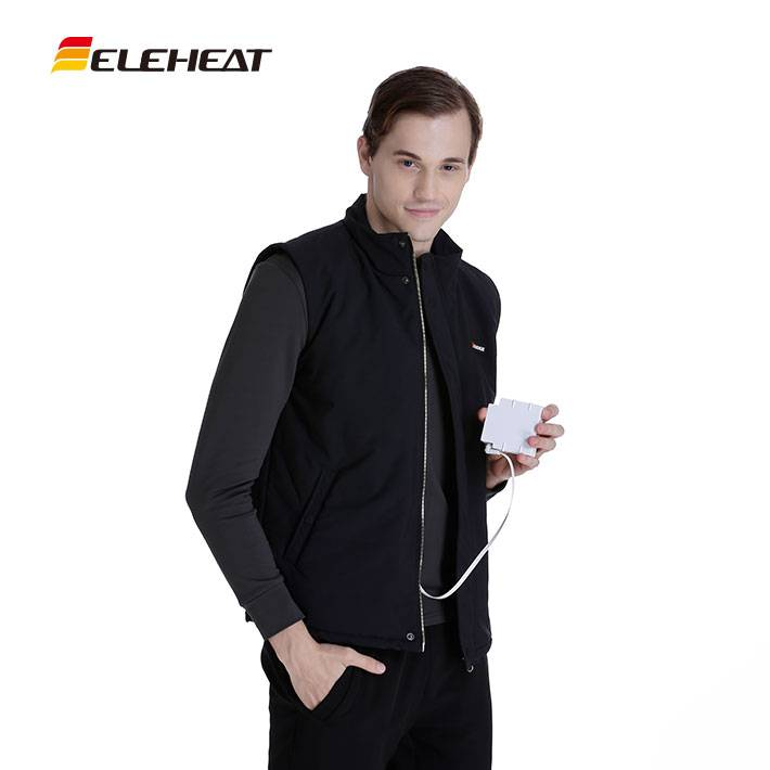 Factory Cheap Hot Battery Heated Clothes Jacket -