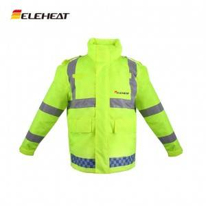 EH-J-063 Eleheat 12V Heated Working Clothing (Male)