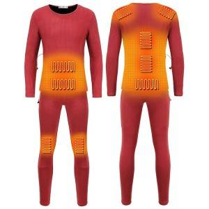 PriceList for Winter Thermal Underwear -