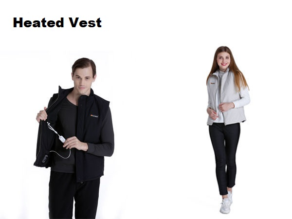 Is the heated vest harmful to health?