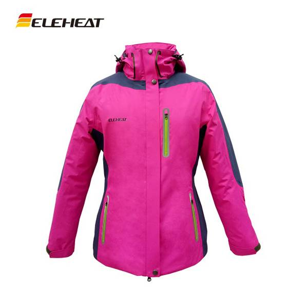 100% Original Factory Light Gray Fan Cooling Work Clothes -