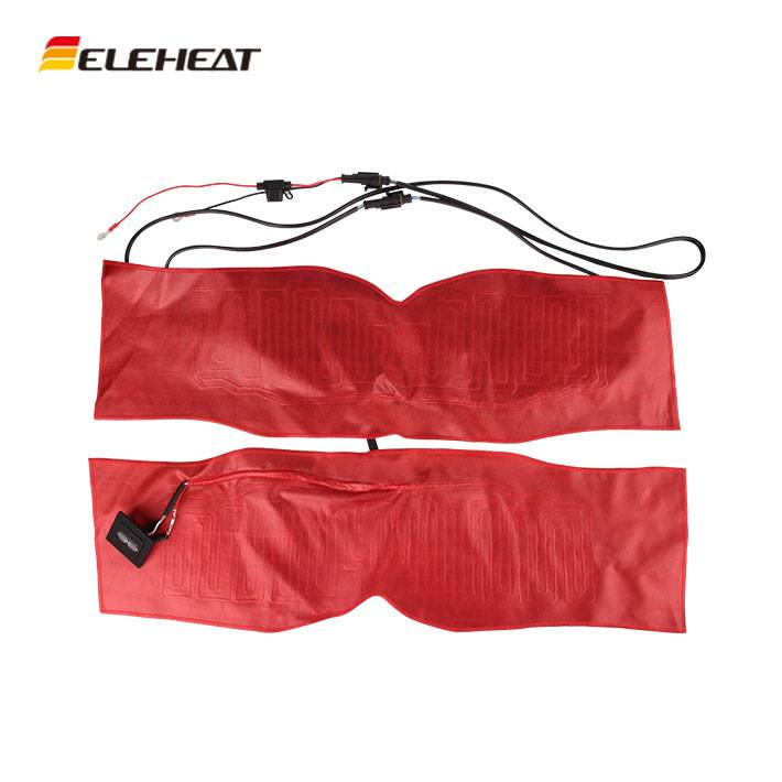 High definition heating pad for heating muff Use For Motocycle