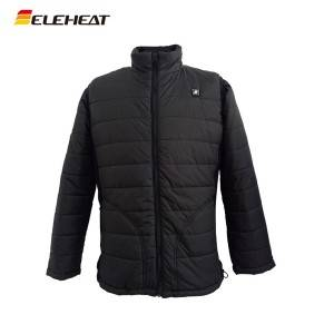 EH-J-019 Eleheat 7.4V Black Heated Jacket (Male)