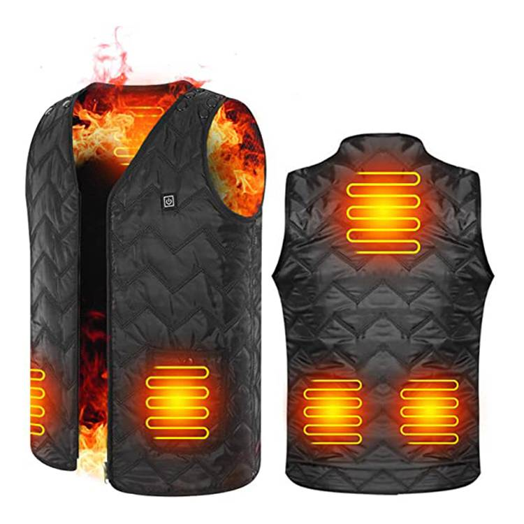 Electric Smrat Heated Vest For Outdoor