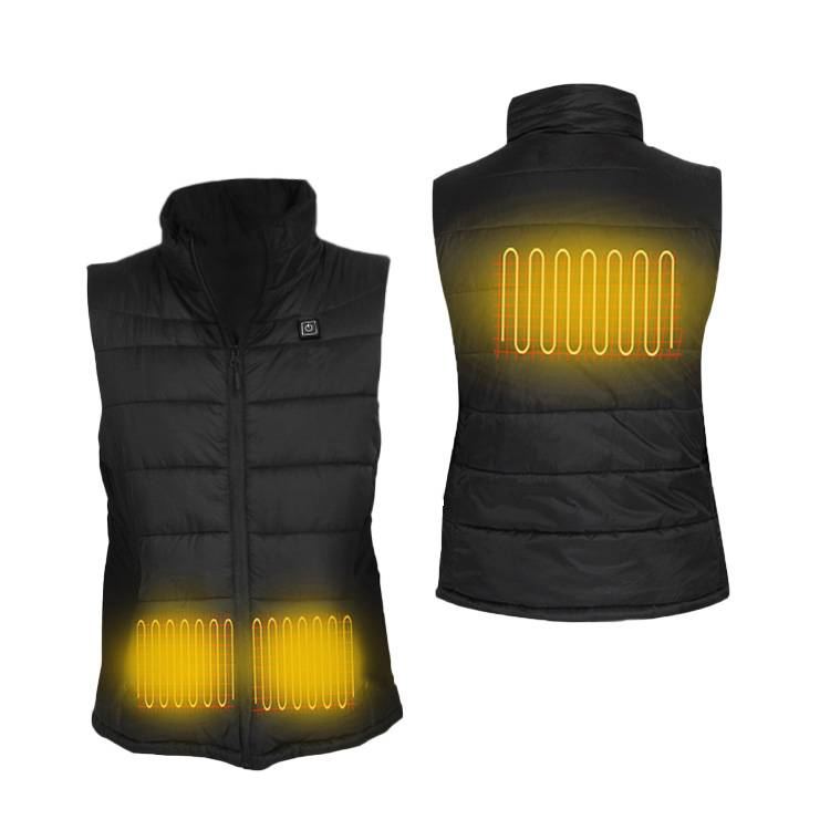 smart Heating Down Vest