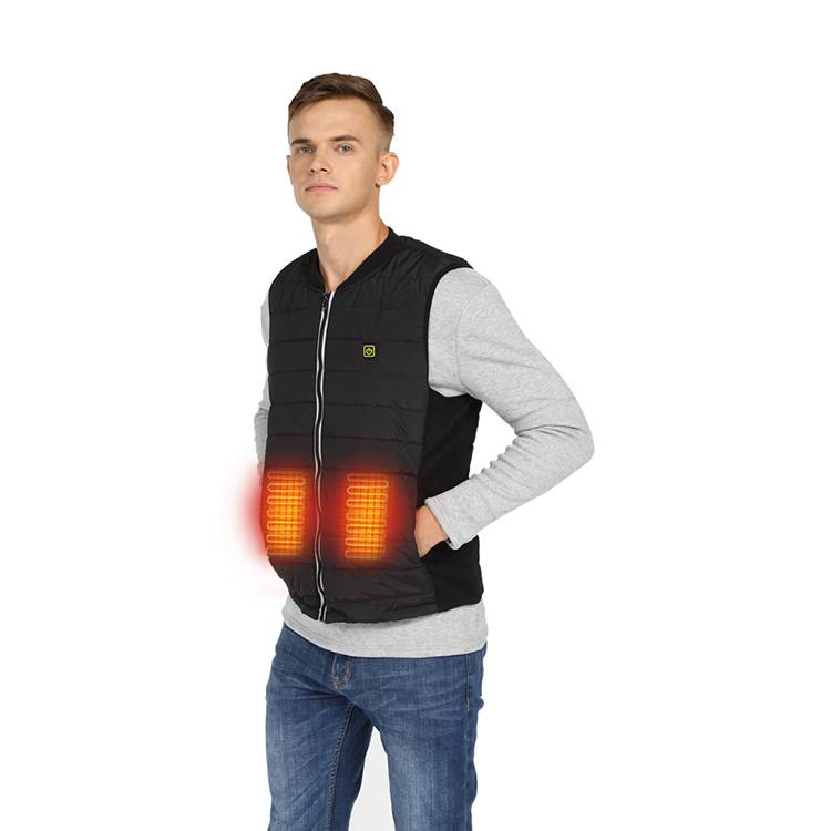 Heating Down Vest