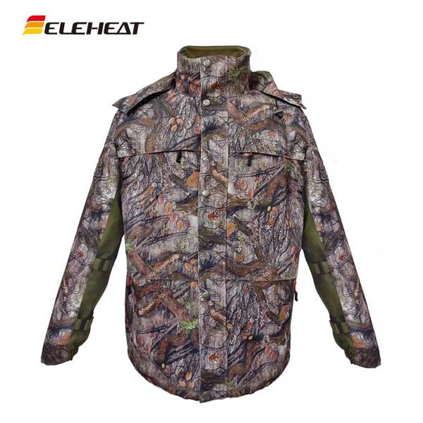 Eh-J-031 Eleheat 12V kushata Hunting Clothing
