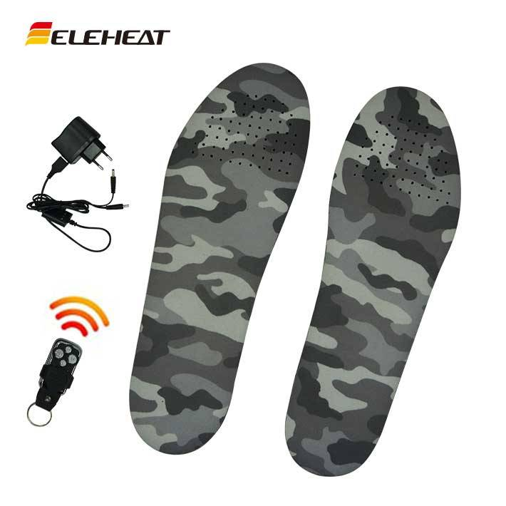 EH-HI-001 Rechargeable Heated Insoles with Remote Control