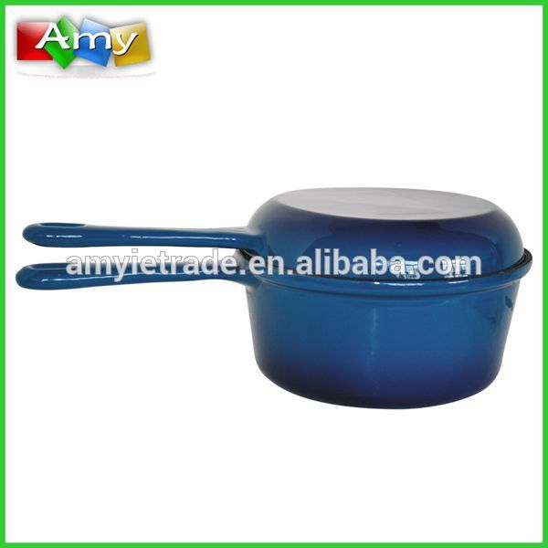double sided pan, sauce pan with fry pan lid Featured Image