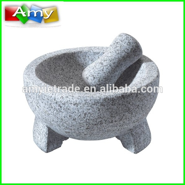 Granite Mortar And Pestle, Stone Mortar And Pestle