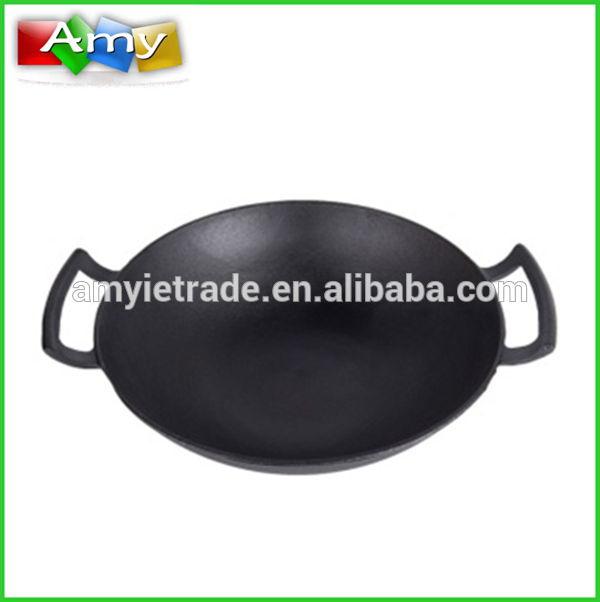 Cast Iron Wok, Cast Iron Cookware