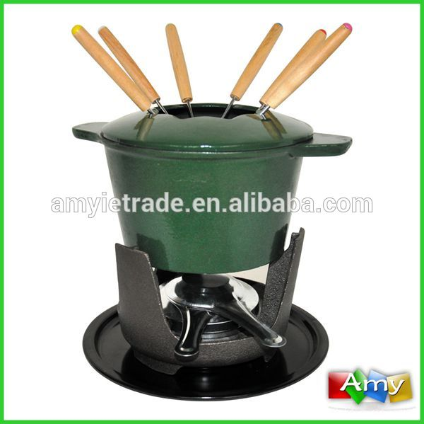 SW-608N Cheese Fondue Pot, Chocolate Fondue Sets
