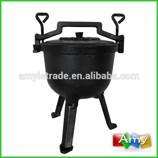 three legged cast iron pots, cast iron potjie pot