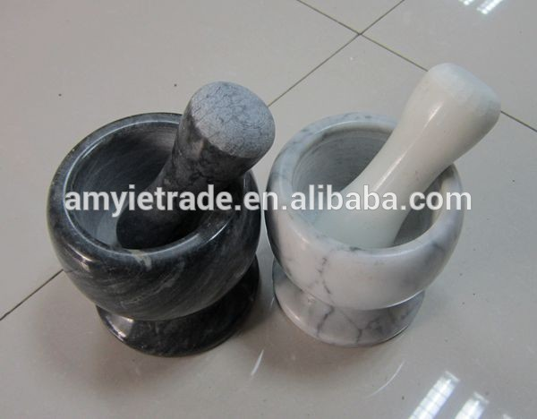 PriceList for Glass Mortar And Pestle -