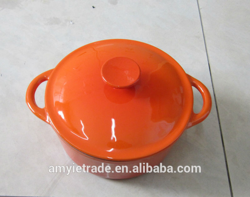 cast iron enameled cookware, cast iron enmaled casserle