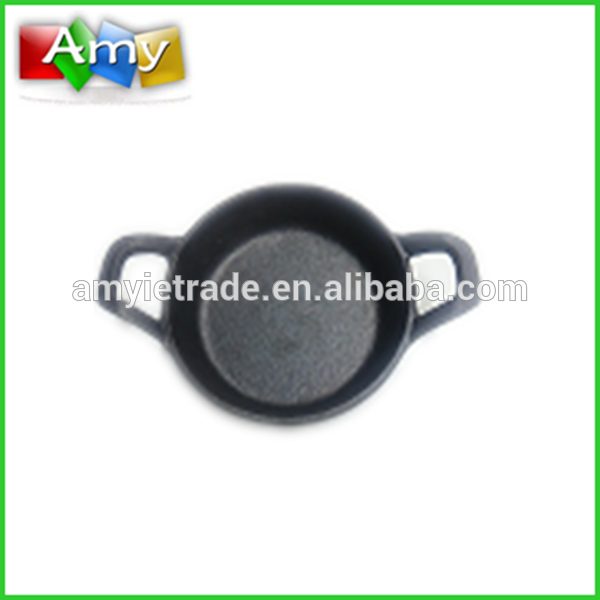 Dous Handle Cast Iron Pan