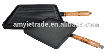 cast iron griddle pan, cast iron griddle skillet,cast iron both sides use
