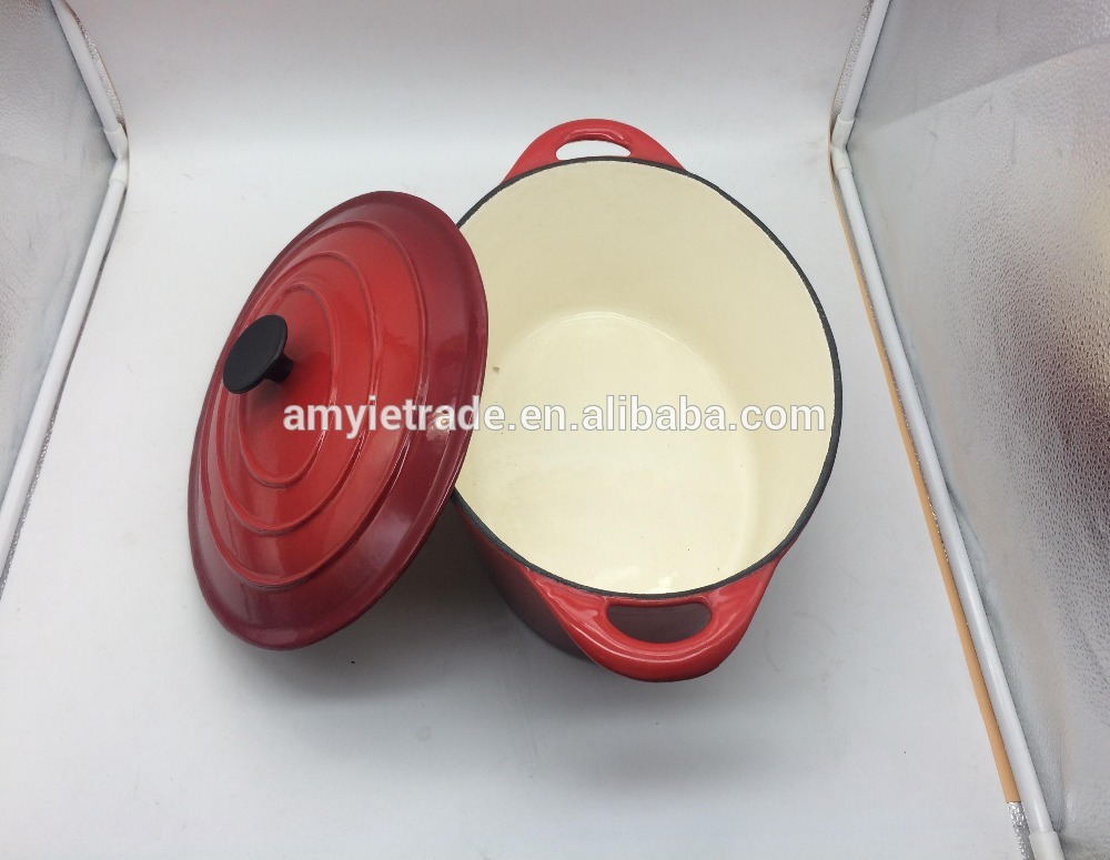enameled cast iron cookware, cast iron cookware, cast iron oval pot