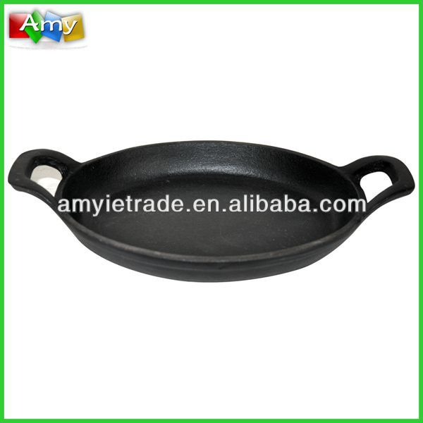 cast iron pancake pan, nonstick pancake pan, cast iron paella pans