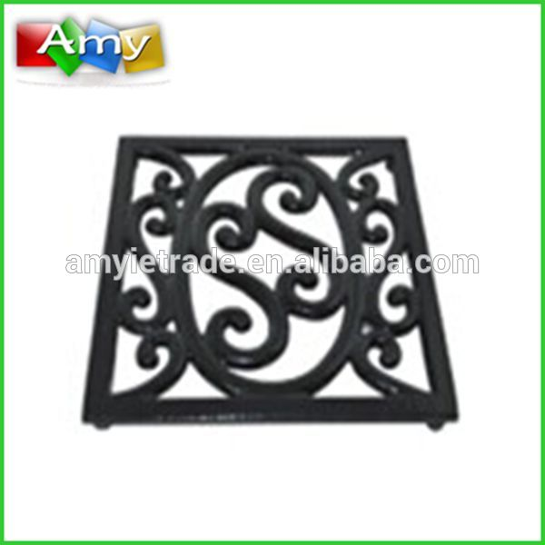 Cast Iron Enamel Trivet, Cast Iron Teapot Trivet Featured Image