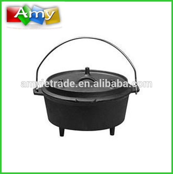 Manufacturing Companies for Cast Iron Grill Pan With Folding Handle -