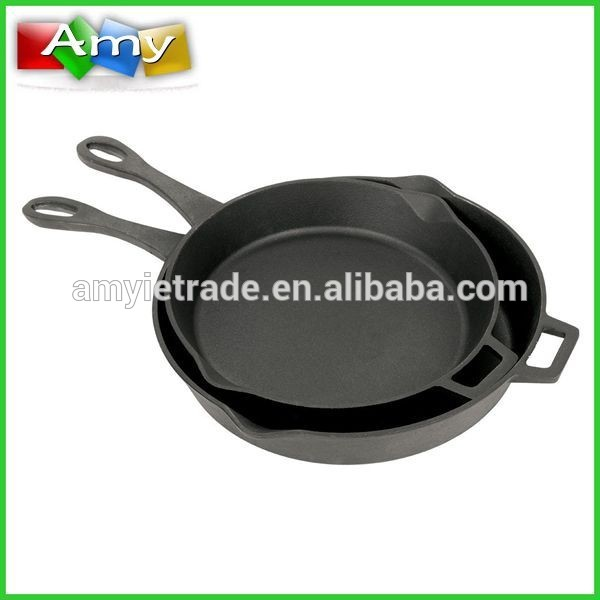 Renewable Design for Cast Iron Mini Outdoor Camping Cookware -