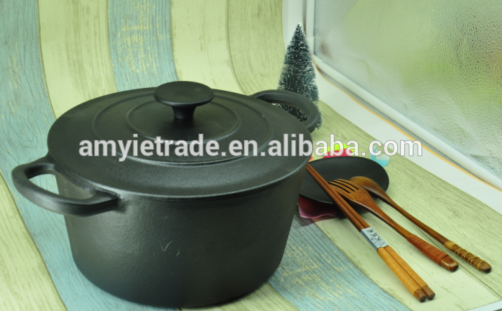 factory low price Non-stick Cast Iron Cookware -