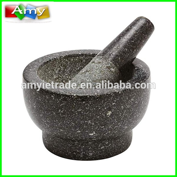 Granite Mortar And Pestle