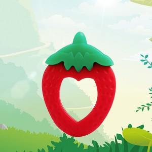cartoon shape Silicone teether