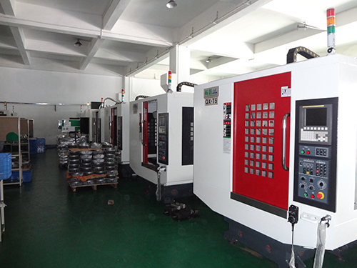 Precision And Powerful CNC Machine