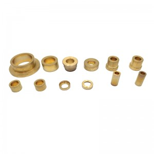 CNC Copper Parts Manufacturer Mini CNC Lathe Parts