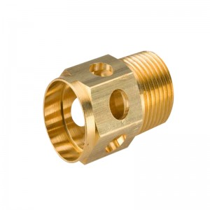High Precision Brass Machining Parts