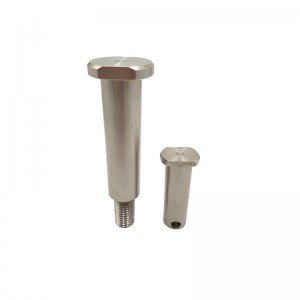 Professional Precision Cnc Turned Parts